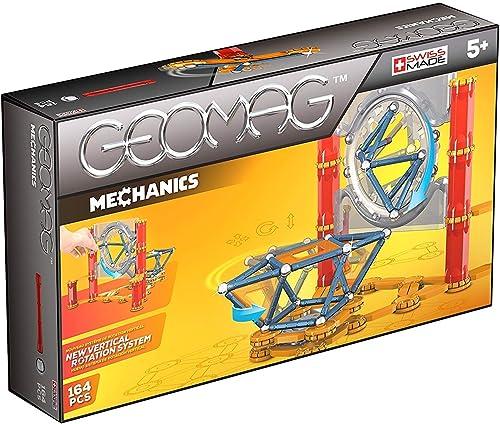 nuevo listado Geomag- Mechanics Construcciones magnéticas y Juegos educativos,, educativos,, educativos,, 164 Piezas (724)  salida de fábrica