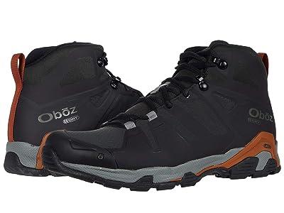 Oboz Arete Mid B-DRY (Black/Copper) Men