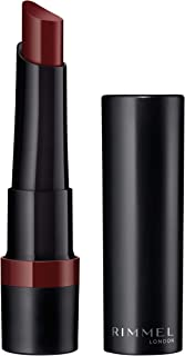Rimmel London Lasting Finish Matte Lipstick, 560 Burgundy Red - 2.3g