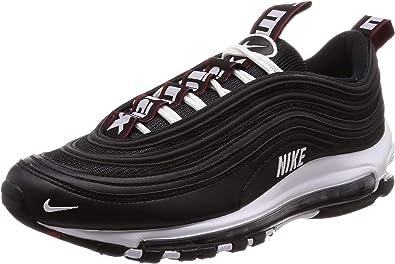 Nike Mens Air Max 97 Premium Black/White Leather