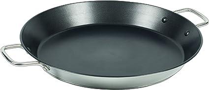 Callaway/ /Paella pan Stainless Steel Non-Stick 32 cm Silver//Black