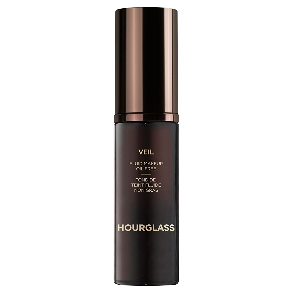 パール思春期あなたのものクロテン砂時計ベール流体メイクアップ (Hourglass) - Hourglass Veil Fluid Makeup Sable [並行輸入品]