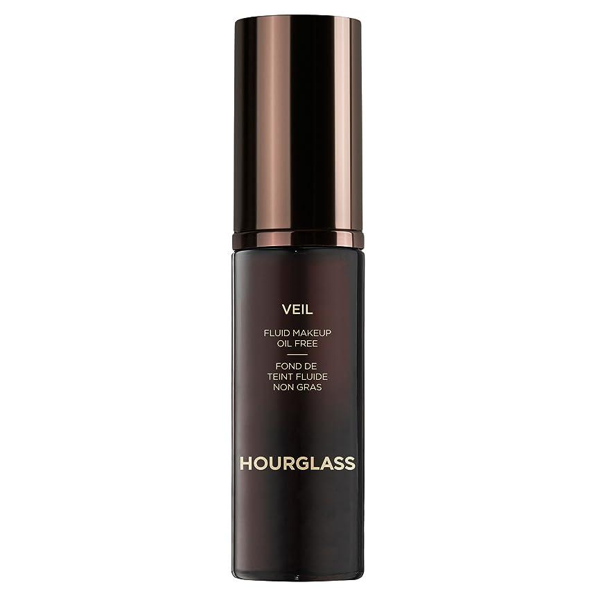 カスタムポジションまで砂時計ベール流体化粧暖かいベージュ (Hourglass) - Hourglass Veil Fluid Makeup Warm Beige [並行輸入品]