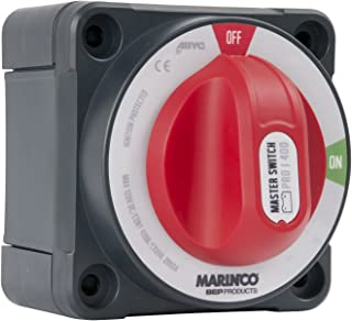 BEP Marinco Power Products Pro Installer On/Off Battery Switch