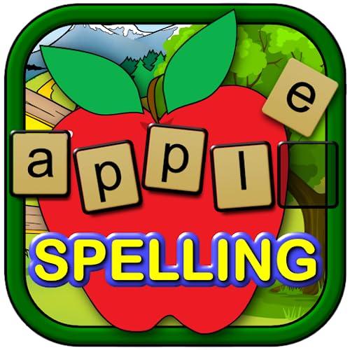 『子供学ぶスペル楽しい - 500 の一般的な英単語を教える』の1枚目の画像