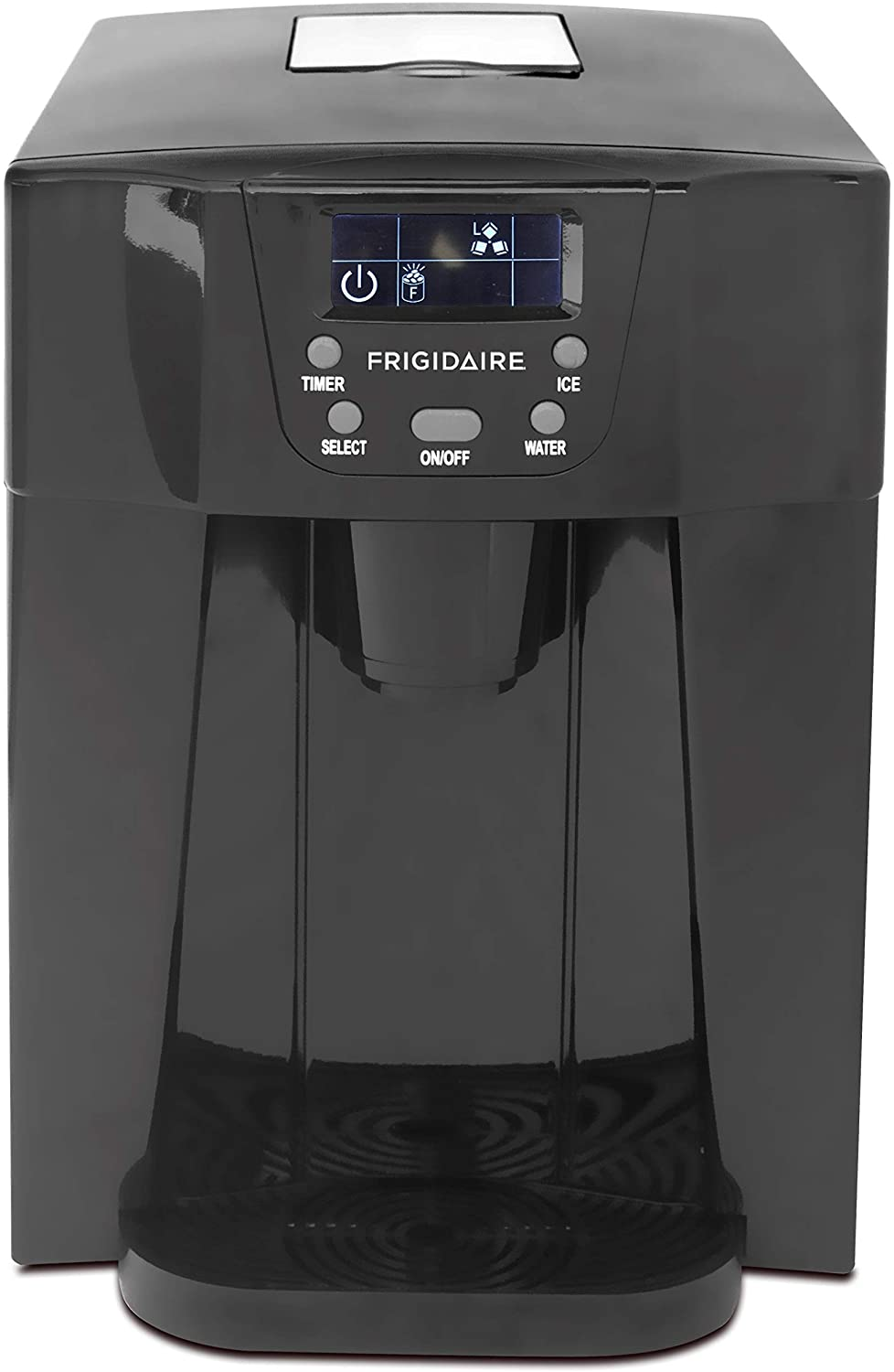 Frigidaire EFIC227-BLACK Countertop Compact Special Campaign Water Ice Outlet SALE and Maker