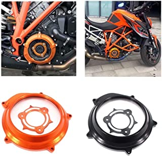 Transparent Engine Clutch Protector Cover Guard For KTM 1290 Superduke GT R 1090 1050 1190 Adventure R LC8