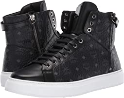 High Top Lace-Up Sneaker