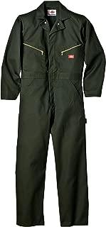 green work jumpsuit