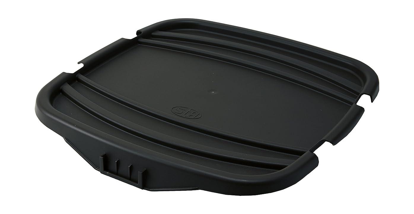 「スタックストー」 専用フタ onbaquet (オンバケット) ブラック M