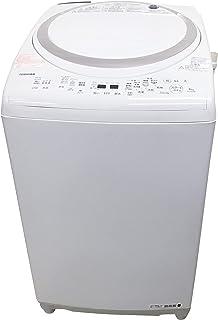 東芝 タテ型洗濯乾燥機 グランホワイト AW-8V5(W) AW-8V5(W)