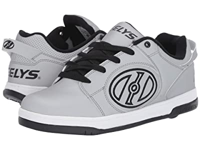 Heelys Voyager (Grey Reflective/Black) Boys Shoes