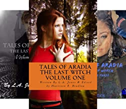 Tales of Aradia The Last Witch (6 Book Series)