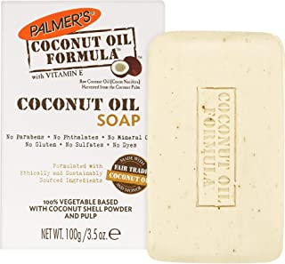 PALMER'S Coconut Oil Formula Soap, 100g