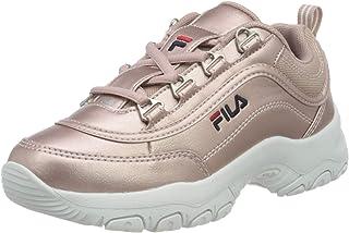 Fila Strada F Low Jr, Zapatillas Unisex niños
