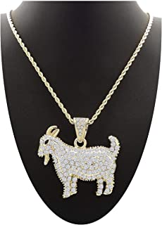 goat usa necklace