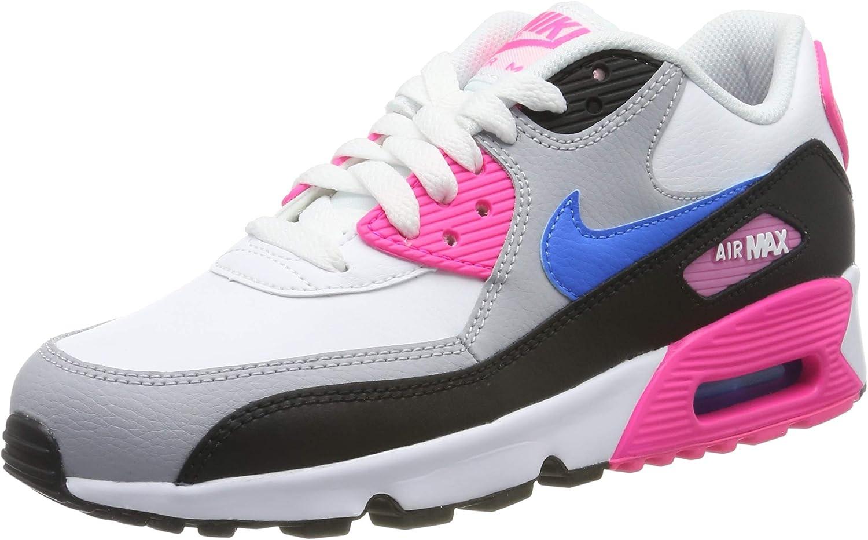 Nike Air Max 90 LTR (GS), Scarpe da Ginnastica Bambine e Ragazze ...