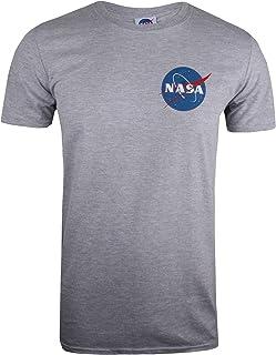Nasa Core Logo T-Shirt Uomo