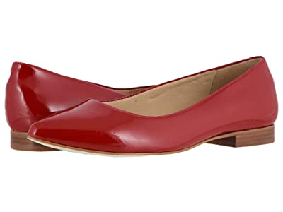 Walking Cradles Reece (Red Patent) Women