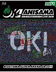 "Animelo Summer Live 2018""OK!""08.24 [Blu-ray]"