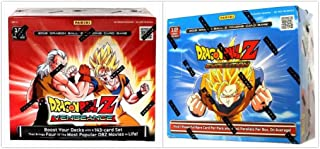 DragonBall Z Collectible Card Game Vengeance and Evolution Booster Box Bundle, 1 of Each