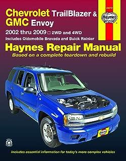 2004 trailblazer owners manual