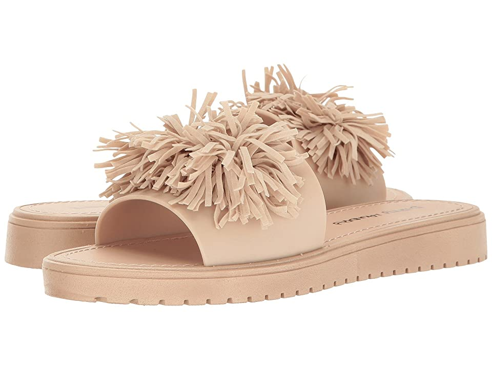Dirty Laundry Paseo Jelly Pool Slide (Natural) Women