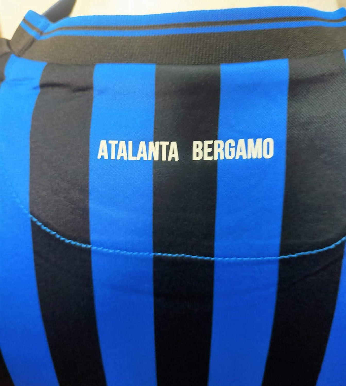 Joma Maglia Bambino/a Ufficiale Atalanta 2020/21 Originale DUVAN Zapata Gomez Muriel