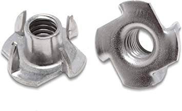 Stainless T-Nuts, 5/16