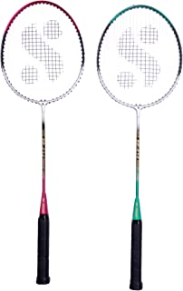 Silver's Sb 414 Gutted Badminton Rackets Multicolour