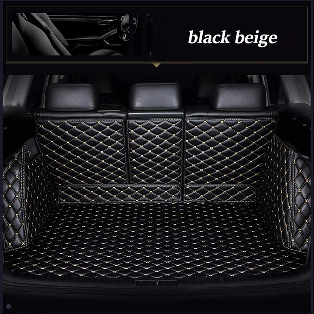 All Black Youthus Car Boot Liner Car Boot Protector for Land Rover Evoque Discovery Sport Range Rover Velar Discovery 3//4//5 Freelander Car Boot Cover