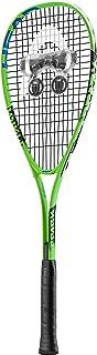 HEAD Spark Team Pack - Beginners Pre-Strung Squash Racquet Set w/ Goggles & Two Balls