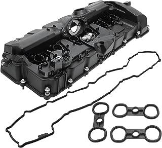 Bapmic 11127552281 Engine Valve Cover with Gaskets & Bolts for BMW E82 E90 E70 128i 328i 528i X3 X5 Z4