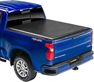 "Lund Genesis Roll Up, Soft Roll Up Truck Bed Tonneau Cover | 96073 | Fits 2015 - 2020 Ford F-150 6' 5"" Bed"