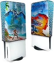 Capa Anti Poeira PS5 Vertical - Horizon Forbidden West