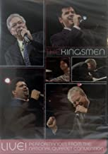THE Kingsmen: Live! Performances From the National Quartet Convention