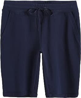 Women's Cotton Bermuda Shorts with Pockets