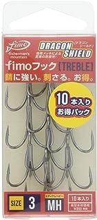 fimo(フィーモ) fimoトリプルフック #3. 釣り針