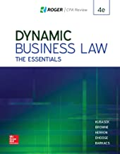 Loose Leaf for Dynamic Business Law: The Essentials