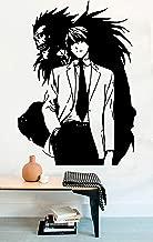 Anime Vinyl Wall Decal Death Note Ryuk and Yagami Light Manga Hentai Vinyl Stickers Mural MK4841