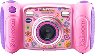 VTech KidiZoom Camera Pix, Pink, Great Gift For Kids, Toddlers, Toy for Boys and Girls,..
