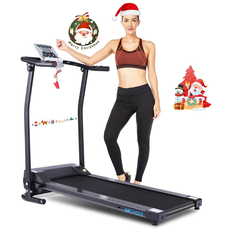 ANCHEER Treadmill Treadmills Motorized Equipment