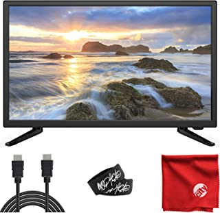 Sansui 24-Inch 720p HD LED Smart TV (S24P28DN) with Built-in HDMI, USB, High Resolution, Digital Noise Reduction, Dolby Au...