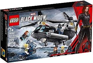 LEGO Marvel Vengadores 76162 Persecución en Helicóptero de