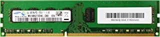 M378B5273CH0-CK0 Samsung 4GB PC3-12800 DDR3-1600MHz CL11 240-Pin DIMM Single Rank Memory Module