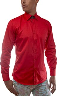 FourFront Code Mens Dress Shirt