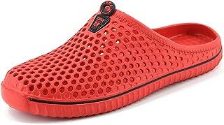 cool nik Summer Breathable Mesh Sandals Beach Footwear Anti-Slip Garden Clog Shoes