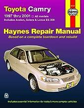 Toyota Camry (97-01), Solara (99-01), Avalon (97-01), & Lexus ES 300 (97-01) Haynes Repair Manual