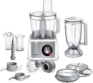 comprar comparacion Bosch MC812S814 MultiTalent - Robot de cocina compacto (3,9 L, 1250 W), color blanco