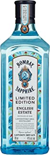 Bombay SAPPHIRE London Dry Gin English Estate Limited Edition Gin 1 x 0.7 l